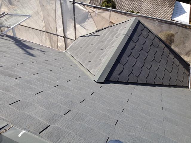 泉佐野市 屋根塗装 遮熱塗装